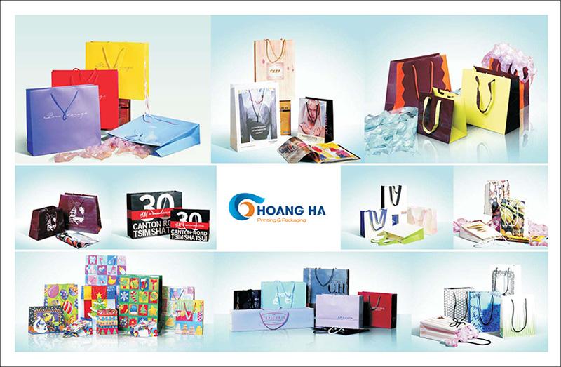 Công ty Hoàng Hà in ấn bao bì giá rẻ, chất lượng HCM