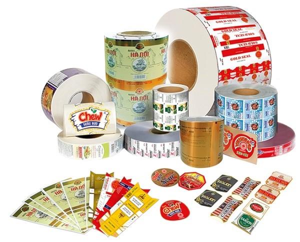 Chọn chất liệu nào để in tem nhãn