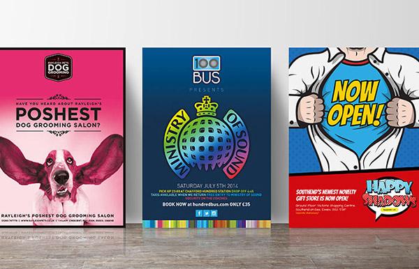 Tiêu chí thiết kế poster đẹp